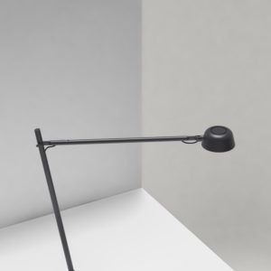 Wastberg - w154c Task Light Black w Clamp