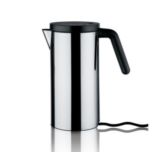 Alessi Hot.It Black Electric Kettle 140 cl