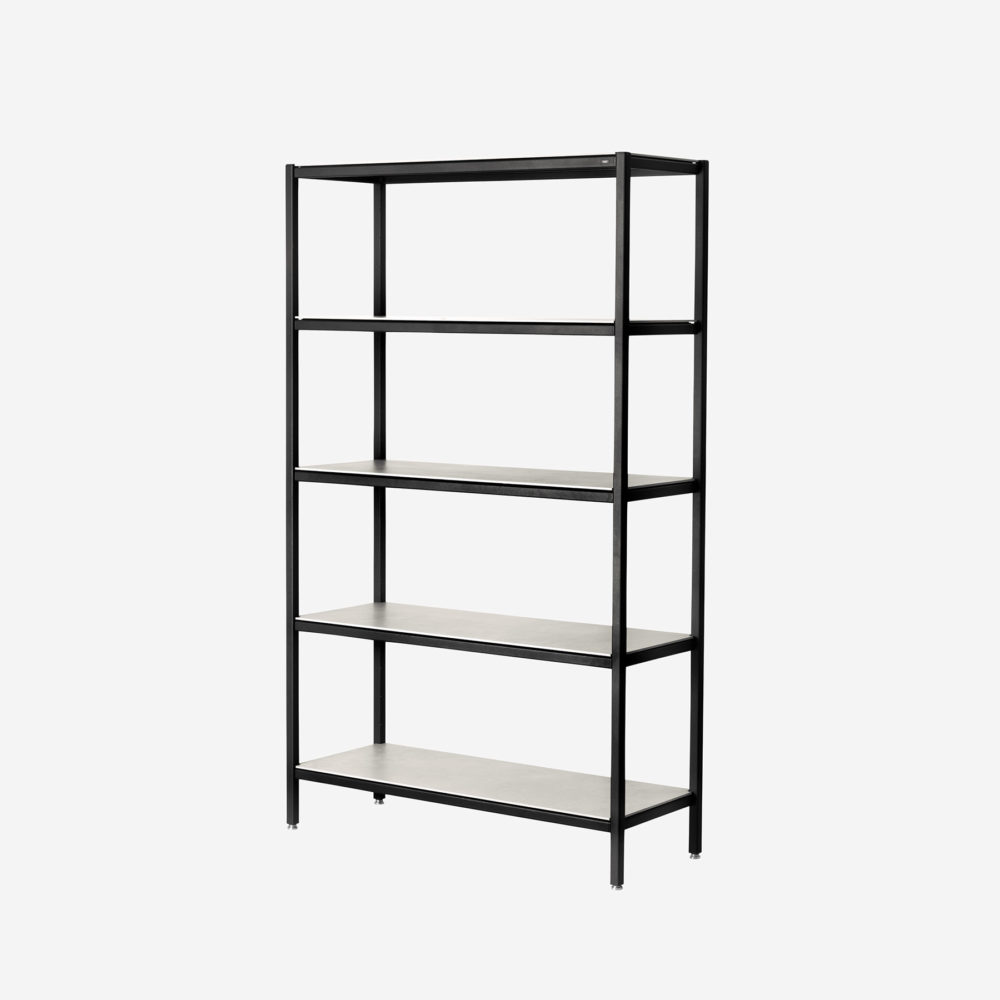 Vipp 475 Porcelain Stoneware Top Tall Rack