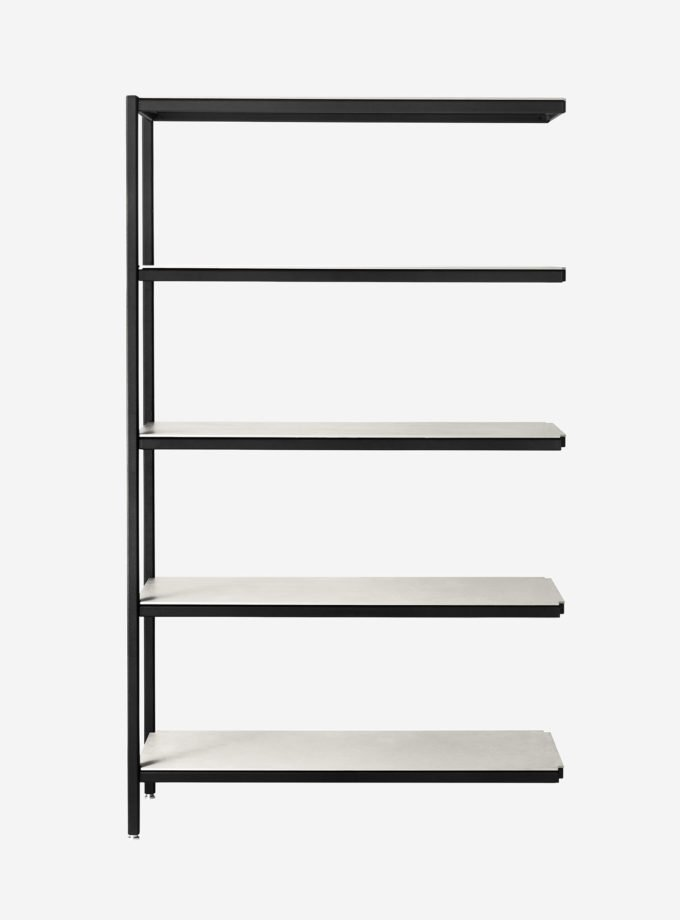 Vipp 476 Porcelain Stoneware Top Tall Rack Extension