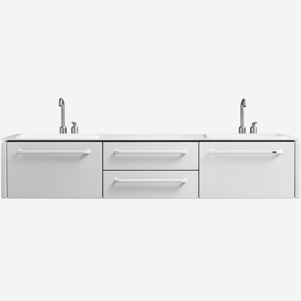 Vipp 983 Large Bath Module Sinks Taps