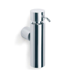 "Blomus - ""Duo Polished"" Wall Mounted Soap Dispenser"