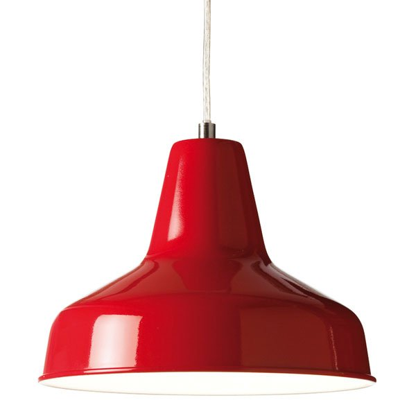 Frandsen - York Pendant Light - Red