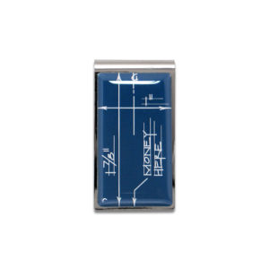 ACME Studio - Blueprint Money Clip