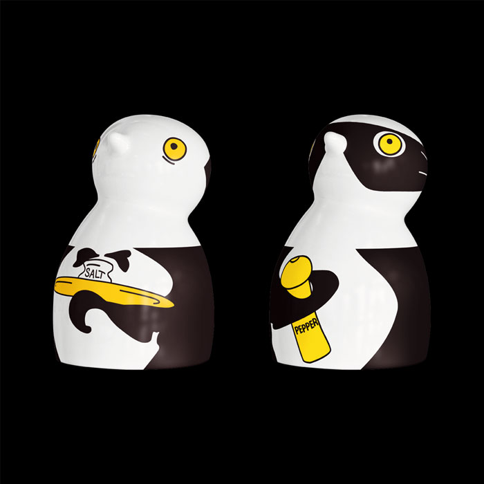 Ritzenhoff - Bird Salt and Pepper Set - 2560015-16