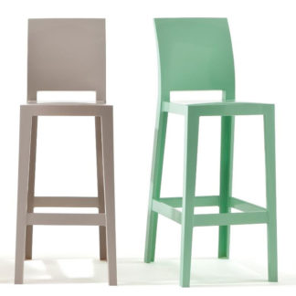 Kartell One More Please Bar Stool by Philippe Starck