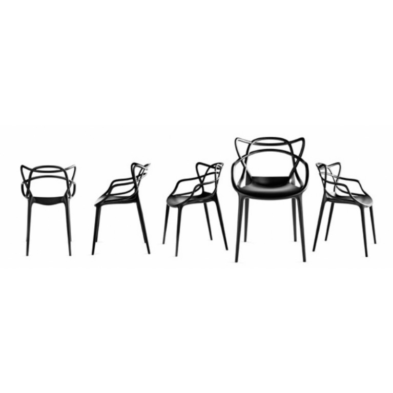 Kartell Philippe Starck Masters Chair