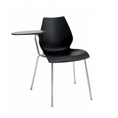 Kartell Maui Chair w Tablet Arm