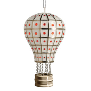 Alessi ornament Mongolfiera reale
