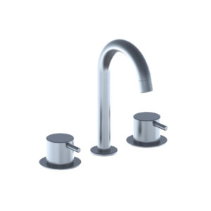 Vola w Arne Jacobsen HV8 Mixer Combination Tap