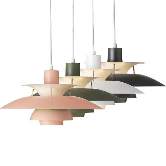 louis poulsen ph 5 and ph 50 pendant lights panik design. Black Bedroom Furniture Sets. Home Design Ideas