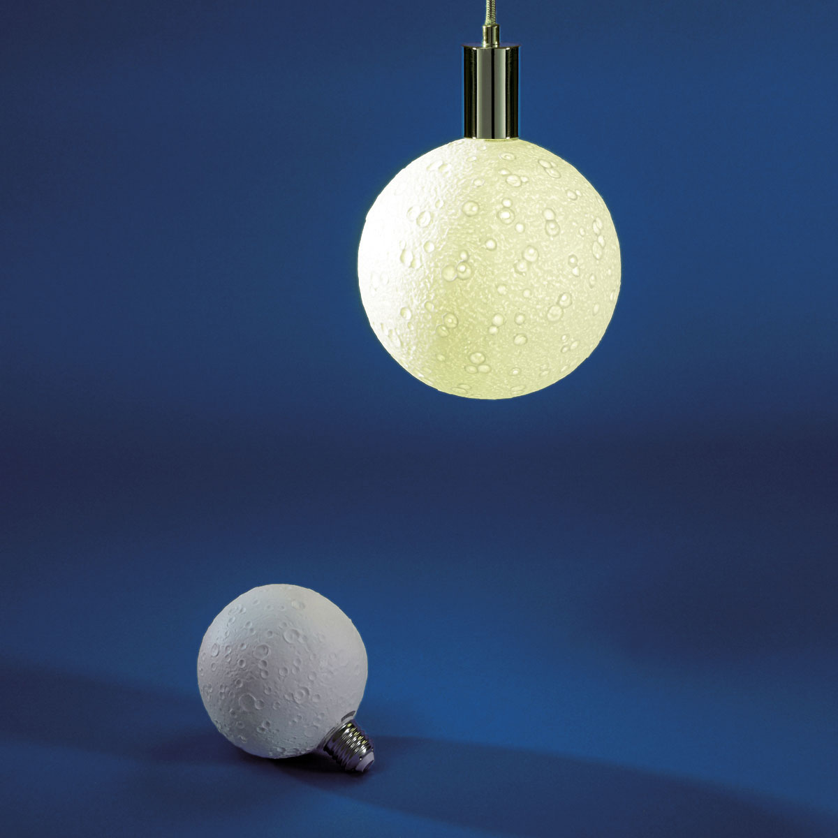 Seletti Moon Light Bulb