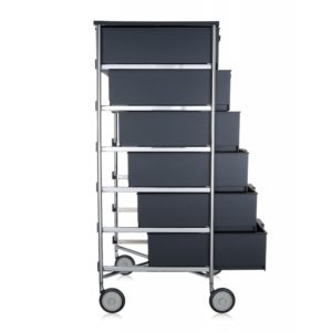 Kartell Mobil Container 6 Drawers with Wheels