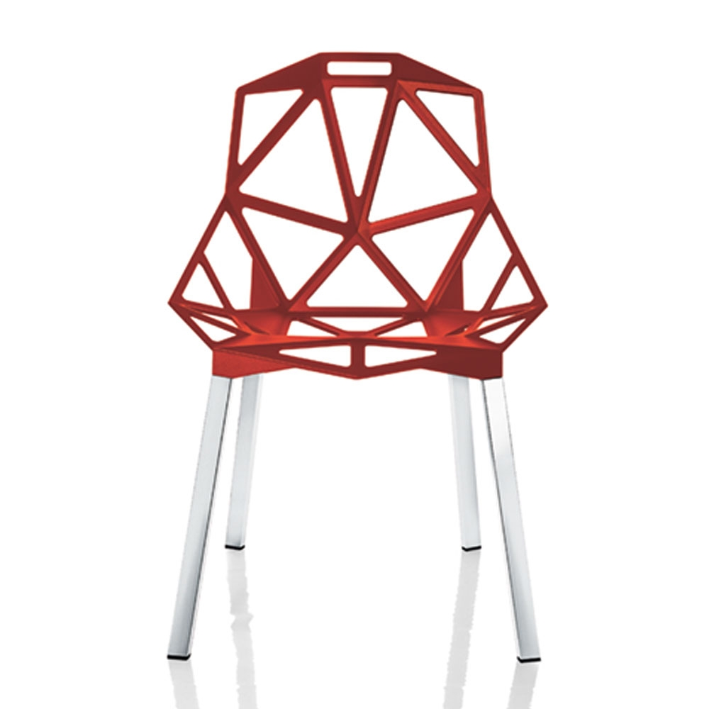 Magis Konstantin Grcic Chair One Stacking Chair | Panik Design