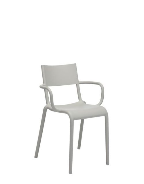 Kartell Generic A Armchair 2pcs Philippe Starck