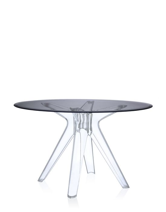 kartell philippe starck sir gio dining table panik design. Black Bedroom Furniture Sets. Home Design Ideas