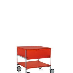 Kartell Mobil Container 1 Drawers with Wheels
