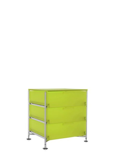 Kartell Mobil Container 3 Drawers