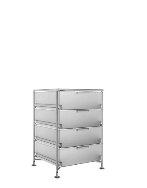 Kartell Mobil Container 4 Drawers