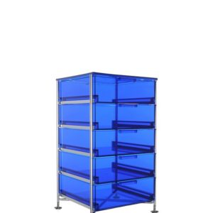 Kartell Mobil Container 5 Drawers