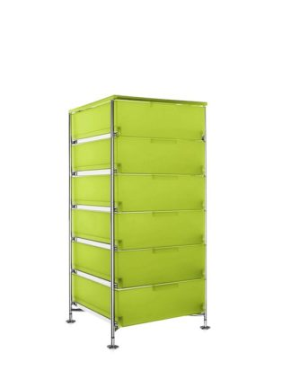 Kartell Mobil Container 6 Drawers