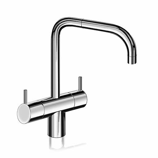 Vola w Arne Jacobsen KV6 Two Handle Mixer Tap