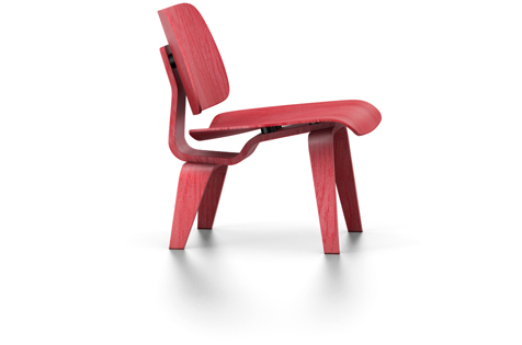 Vitra LCW Lounge Chair Charles and Ray Eames