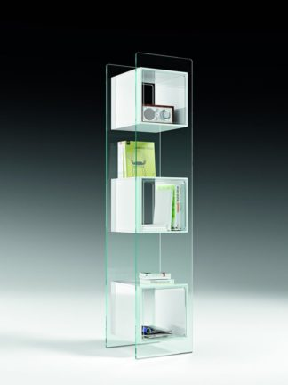 Fiam Magique Totem w Compartments Glass