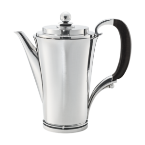 Georg Jensen Pyramid Coffee Pot 600A Sterling Silver