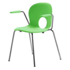 Rexite Olivia Stackable Armchair Raul Barbieri