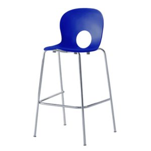 Rexite Olivia Stackable Stool Raul Barbieri