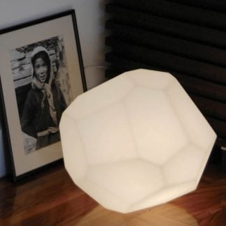Innermost Asteroid Plastic Table Light