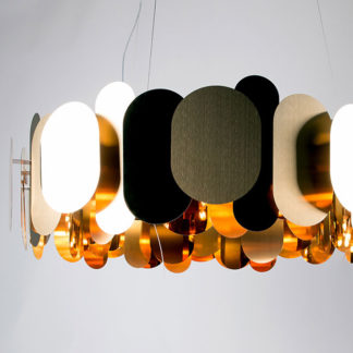 Innermost Panel Pendant Light