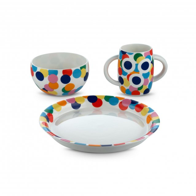 Alessi Children Tableware Alessini Proust