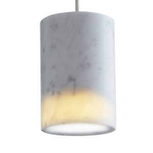 Terence Woodgate Solid Cylinder Pendant