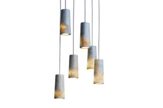 Terence Woodgate Core Six Pendant Cluster