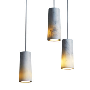 Terence Woodgate Core Three Pendant Cluster