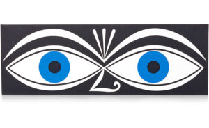 Vitra Environmental Enrichment Panel Eyes