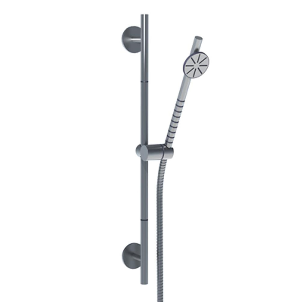 Vola T65 Shower Rail w Hand Shower T60
