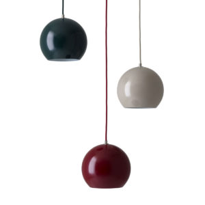 &Tradition Topan Pendant Light Verner Panton