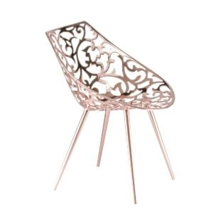 Driade Copper Miss Lacy Chair Philippe Starck