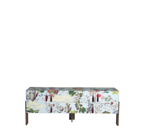Driade Ziqqurat Flower Cabinet 1 High