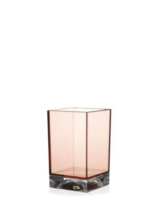 Kartell Boxy Toothbrush Holder Nude