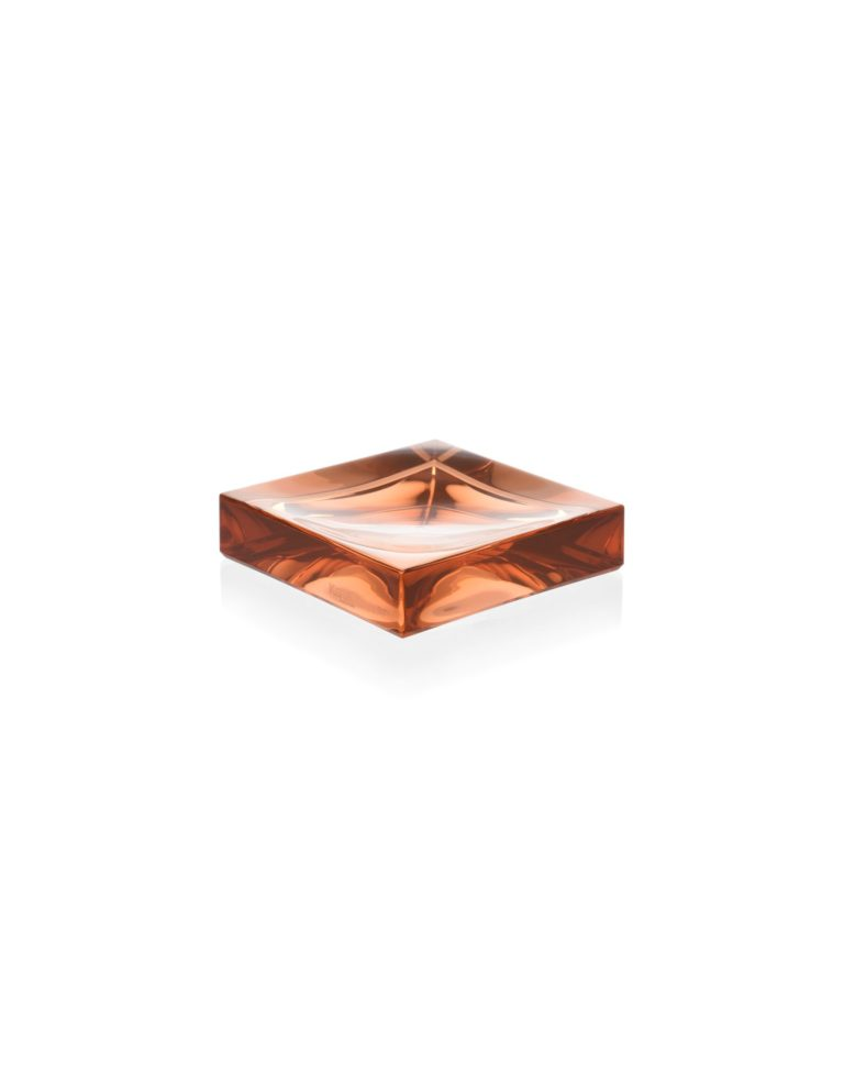Kartell Boxy Soap Dish Nude