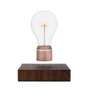 Flyte Buckminster Levitating Edison Table Light