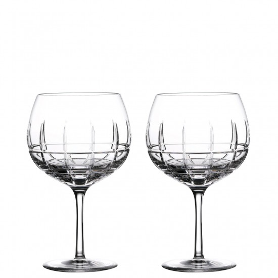 Waterford Gin Journey Cluin Balloon Glass 2pcs