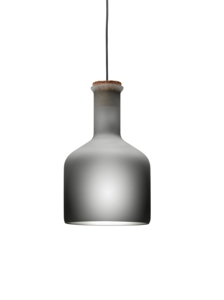 Authentics Labware Cylinder Suspension Light Grey