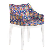 Kartell La Double J Madame Armchair Ruote