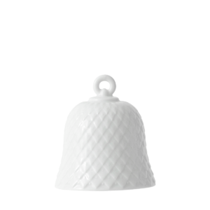 Lyngby Porcelain Christmas Decoration Bell