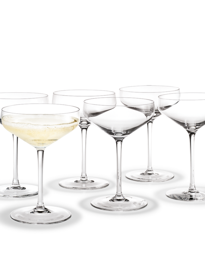 Holmegaard Perfection Cocktail Glass 38cl 6pcs